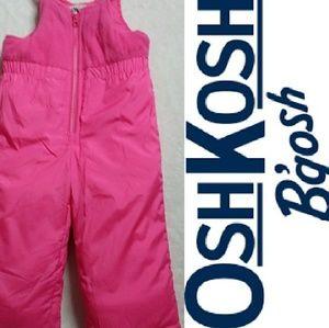 Oshkosh B'gosh snow suit 24m